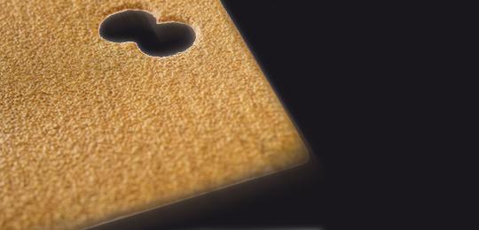 SCID - Des abrasifs pour le ponçage ou décapage exigeant à la finition de supports délicats.